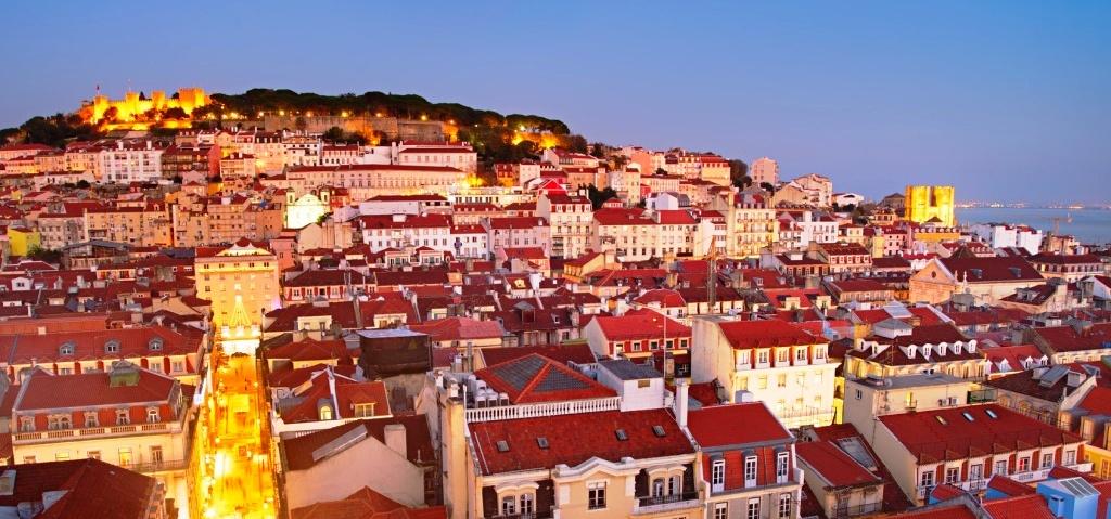 Квартира в историческом центре Лиссабона
